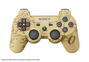 Uncharted 3 DualShock 3 controller