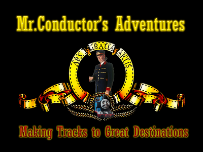 Mr. Conductor's Adventures new logo