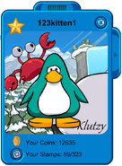 123kitten1KlutzyBGwithpenguin