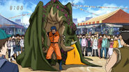 Toriko bringing Sharkenodon