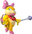 Wendy O Koopa 3D