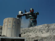 Kamen Rider J vs ShadowMoon