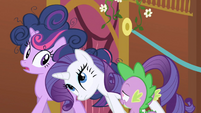 Rarity &#39;This is a fashion emergency&#39; S1E1