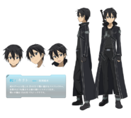 Kirito avatar