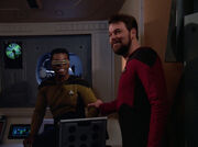 Riker happy with progress