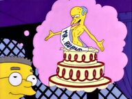 Happy birthday Smithers