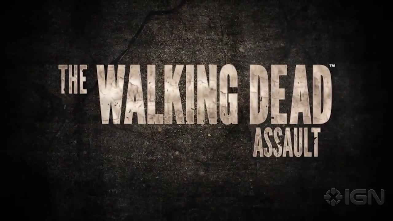 The Walking Dead Assault - Trailer