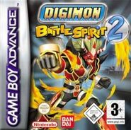 Digimon Battle Spirit 2 (PAL)