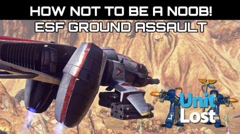 PlanetSide 2 Mosquito Reaver Scythe - Ground Assault Guide