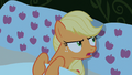 "Applejack ""What in tarnation is that?"" S02E06.png"