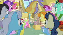 Crowd got the cutie pox panic S2E06