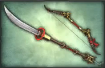 1-Star Weapon - Heavenly Dragon Naginata