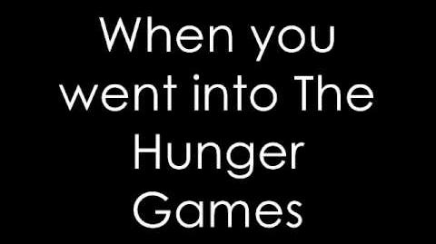 The One That Got Away - The Hunger Games, Gales POV
