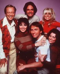 Three&#39;s Company Cast 1979-80