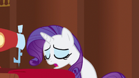 Rarity groan S3E5