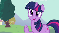 Twilight has an idea S3E05