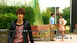 Haruto in Fourze finale