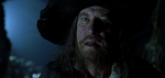 Barbossa surprised