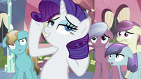 Rarity being Rarity S3E01