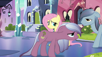 Fluttershy &#39;Oh, um, excuse me&#39; S3E1