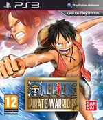 One Piece Pirate Warriors Cover