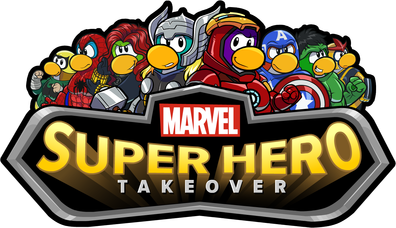 Marvel Super Hero Takeover 2012 - Club Penguin Wiki - The free