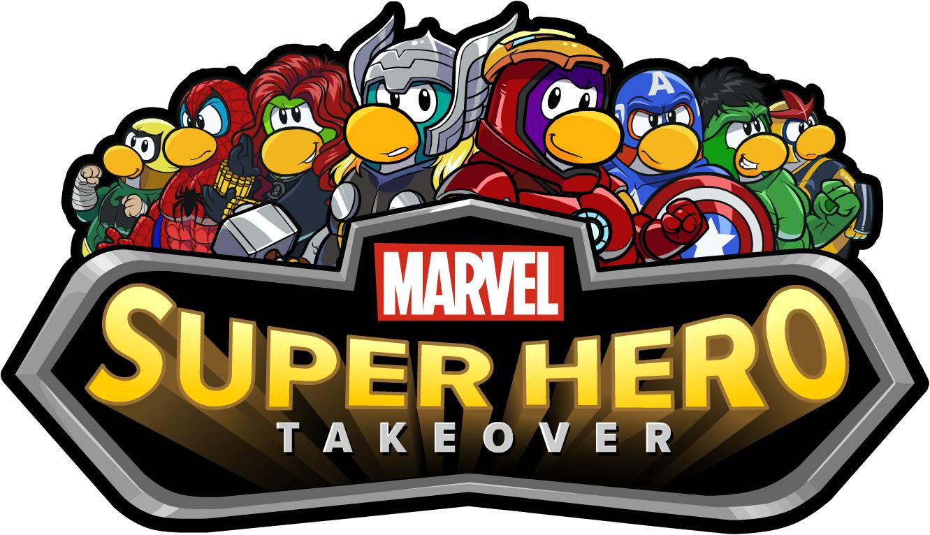 Marvel super hero takeover 2012 club penguin wiki the free