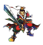 Sun Quan Artwork (DWDS Beta)