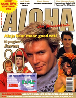 MAGAZINE ALOHA 2001 - DURAN DURAN SUPERSISTER JEFF BECK WIKIPEDIA
