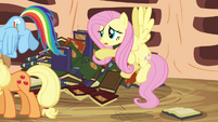 Fluttershy &#39;If you read a little further you&#39;ll see&#39; S3E05