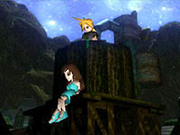 FF7 Cloud Tifa