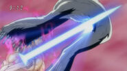 Toriko using Kugi Punch on Starjun&#39;s GT Robo