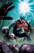 Nightwing Vol 3-17 Cover-1 Teaser