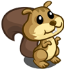 Brown Squirrel-icon