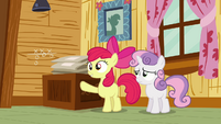 Apple Bloom &#39;Sure!&#39; S3E06