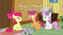 Scootaloo &quot;And become like my big sister!&quot; S3E6