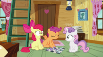 Apple Bloom &#39;Woooow&#39; S3E06