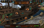 Shipyard interface