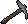 Steel pickaxe