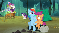 Scootaloo &#39;A day or night in my life&#39; S3E6