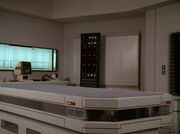 Modified sickbay, 2365