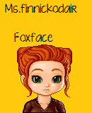 Foxface by MS.FINNICKODAIE