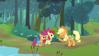 Applejack &#39;You packed bug spray&#39; S3E06