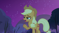 Applejack &#39;Think it&#39;s about time&#39; S3E06
