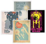 ThinkGeek Star Trek posters