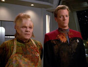 Tom and Neelix pasta collection