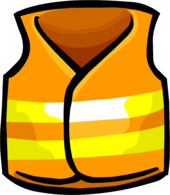 Safety Vest clothing icon ID 770