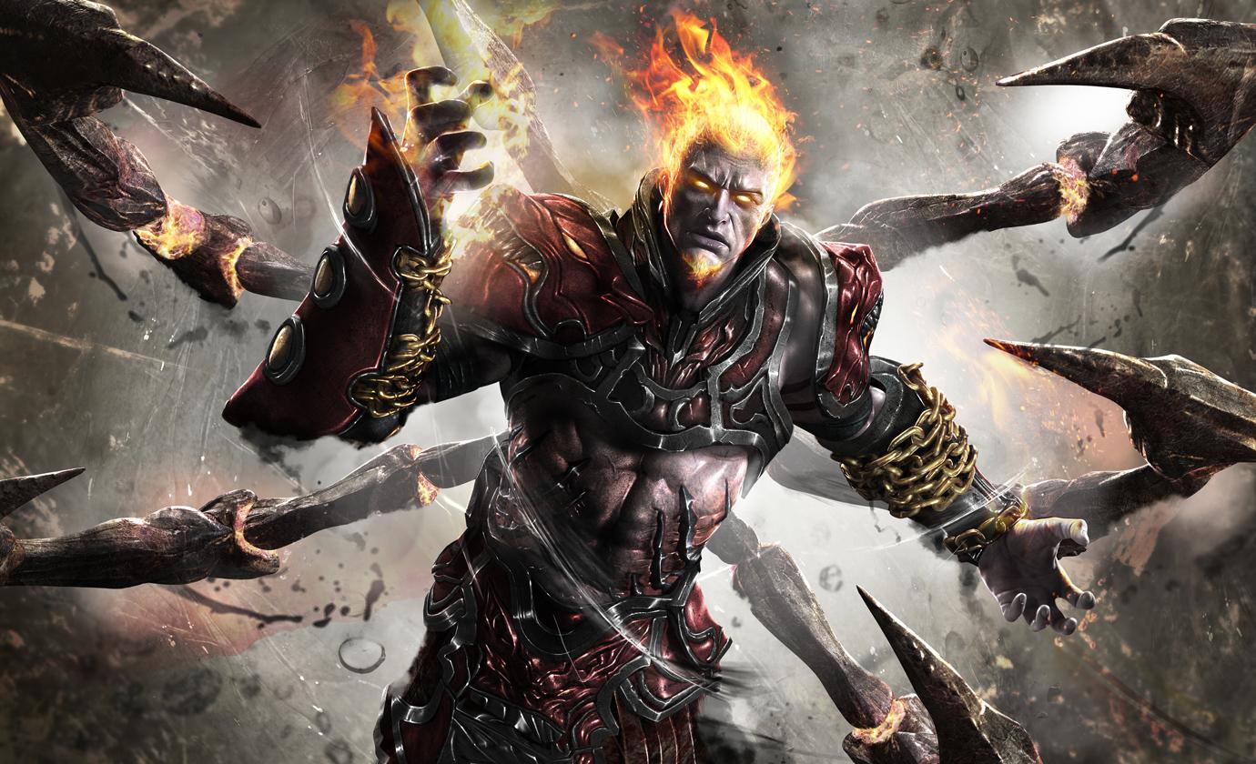 Ares   God Of War Wiki   God Of War  Ascension  Kratos  Dioses