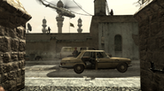 Car Escort The Coup CoD4