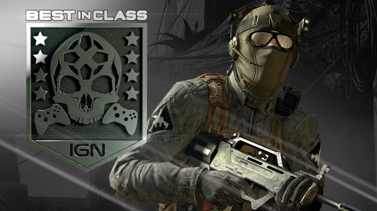 Call of Duty Black Ops 2 Best in Class Run and Gun Loadout